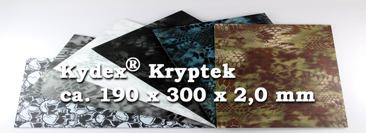 Kydex Kryptek